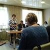 Посещение центра подготовки к выпуску и постинтернатного сопровождения МКОУ «Детский дом-школа №95»