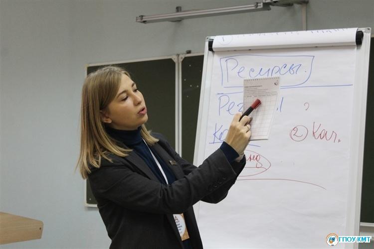 Сессия «Социальное проектирование»