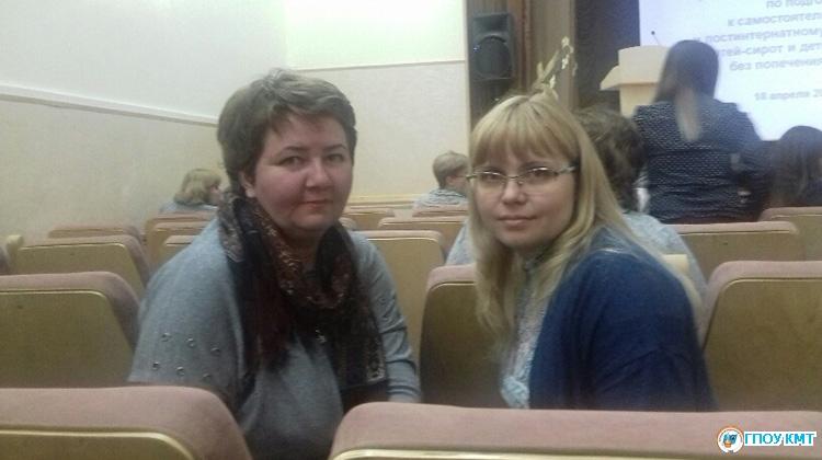 Участие в семинаре КРИРПО