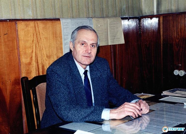Полевой Анатолий Петрович, выпускник 1961 г.