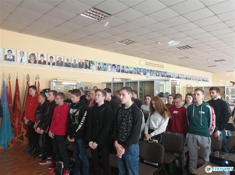 Ты в памяти и в сердце Сталинград