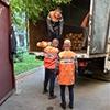 Наши волонтёры молодцы!