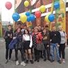 Открытие граффити-мурал Михаила Константиновича Курако
