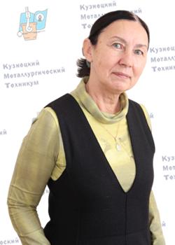 Балыкина Елена Ивановна