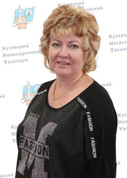 Борисова Ольга Анатольевна