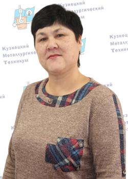 Ерофеева Лиза Борисовна
