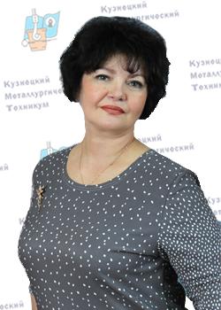 Хамина Оксана Евгеньевна
