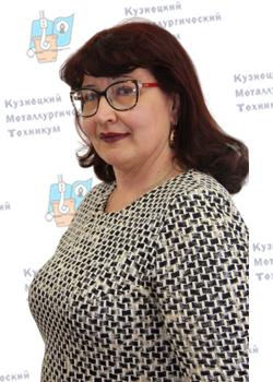 Исакова Оксана Владиславовна
