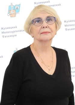 Красова Любовь Николаевна
