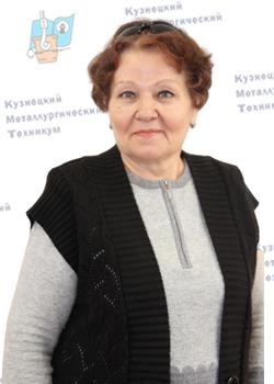 Ладыгина Валентина Алексеевна