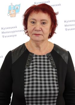 Махова Татьяна Павловна