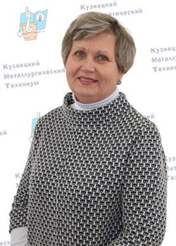 Миклина Лариса Владимировна