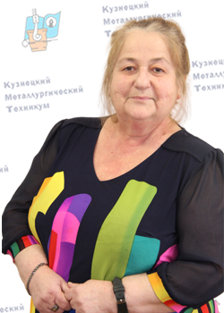 Никитина Ольга Исааковна