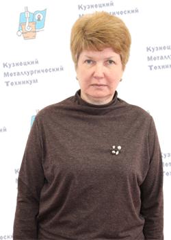 Панова Нина Васильевна