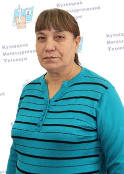 Половникова Вэсилэ Шарийзяновна