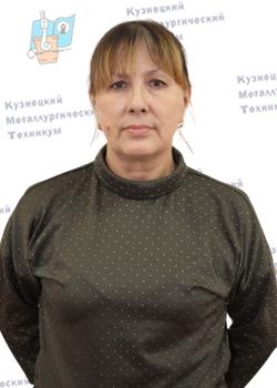 Попова Марина Петровна